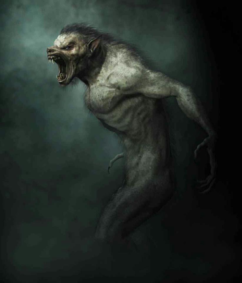 half vampire half werewolf | Breed-Borg-Masks | Pinterest | Werewolf ...