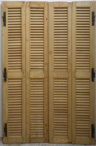 Porte Persienne Dressing Déco Pinterest Portes De Placard - Porte placard coulissante jumelé avec porte blindée marseille