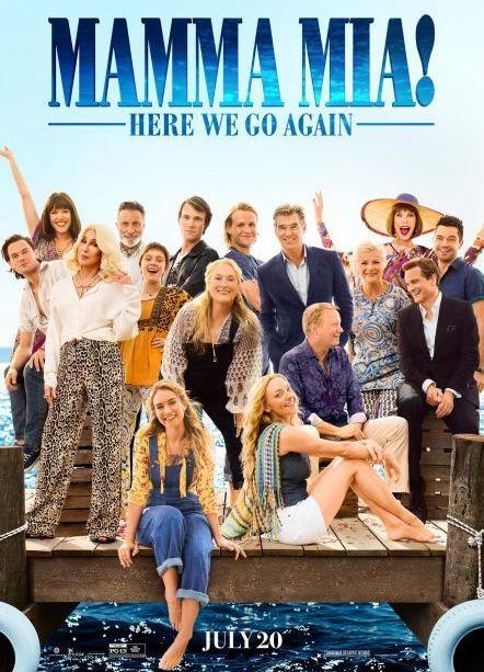 She Is Movie Night Mamma Mia New Movies To Watch 2018 Movies