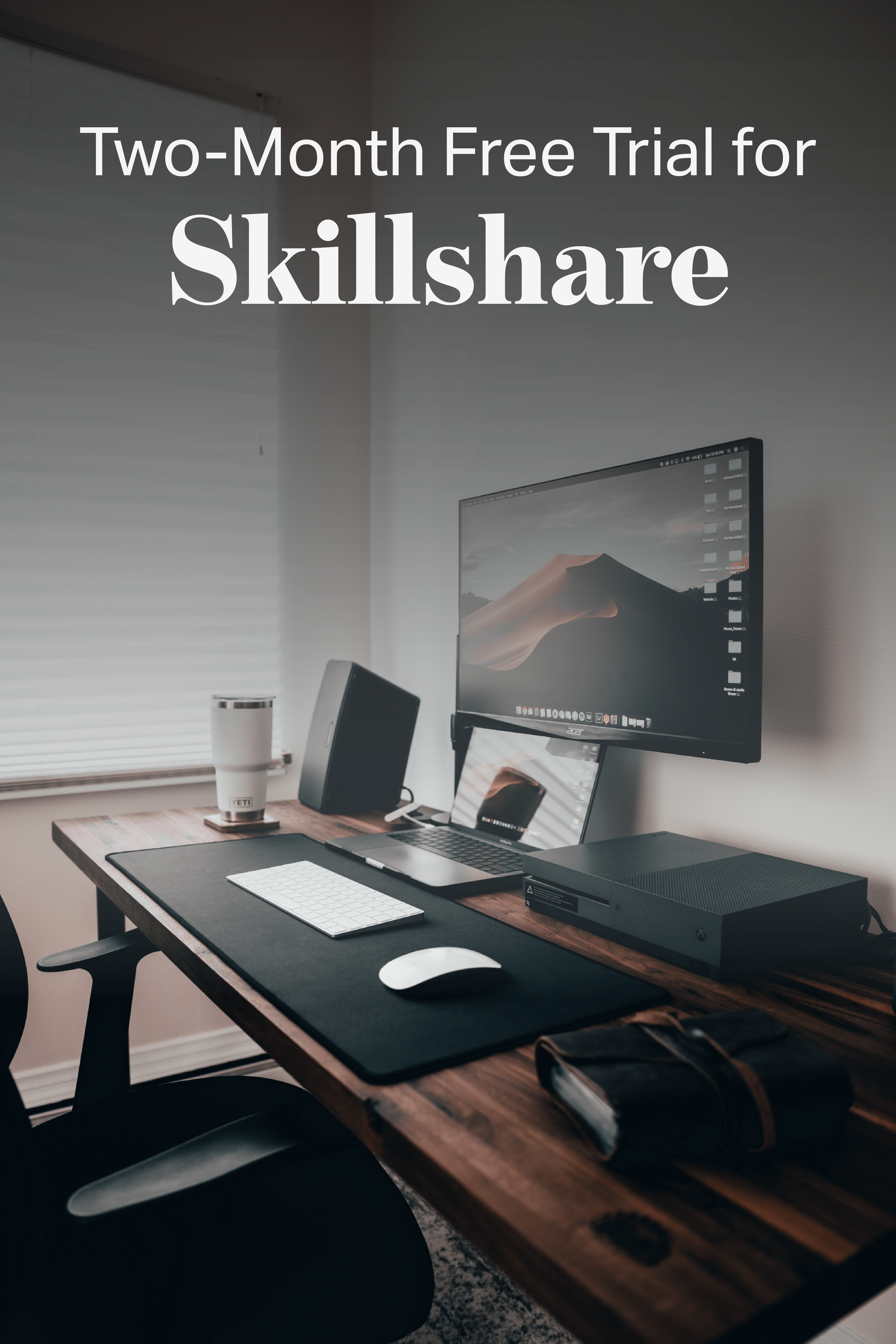 Skillshare 2 Month Free Trial Best Design Tutorial