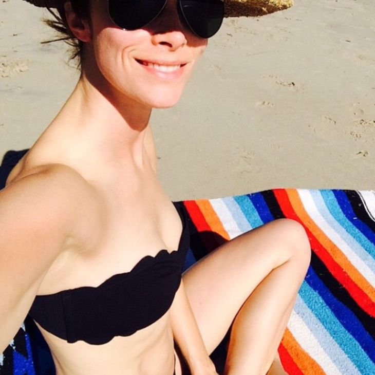 abigail spencer beach