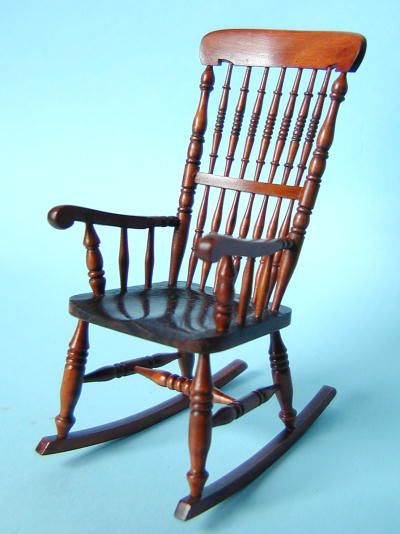 Superbe C11: Caistor Rocking Chair An Unusual Rocking Chair Made By Chairmaker John  Shadford From Caistor