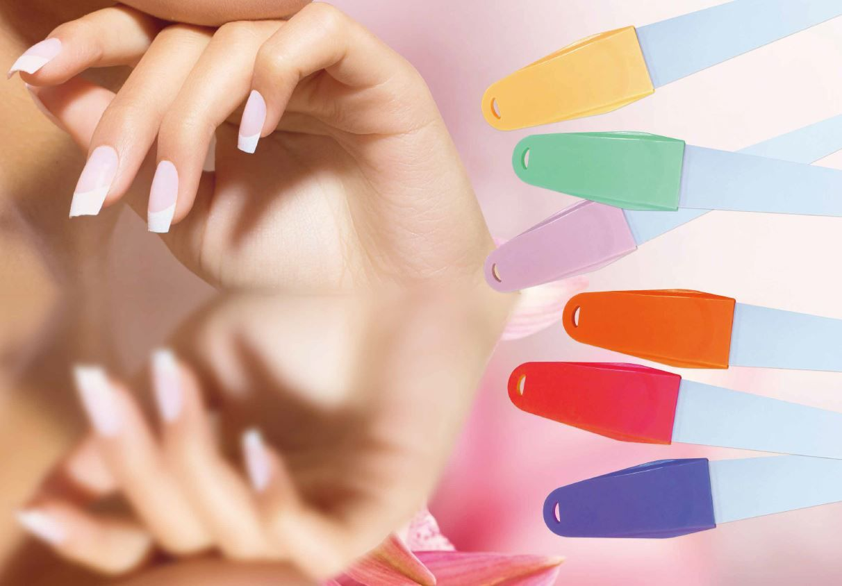 ❤ Tamila-N1 Candy Color Nail File ❤ ❤ Take care of your nails ...