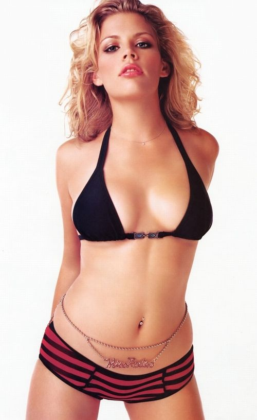 Bijou phillips bikini