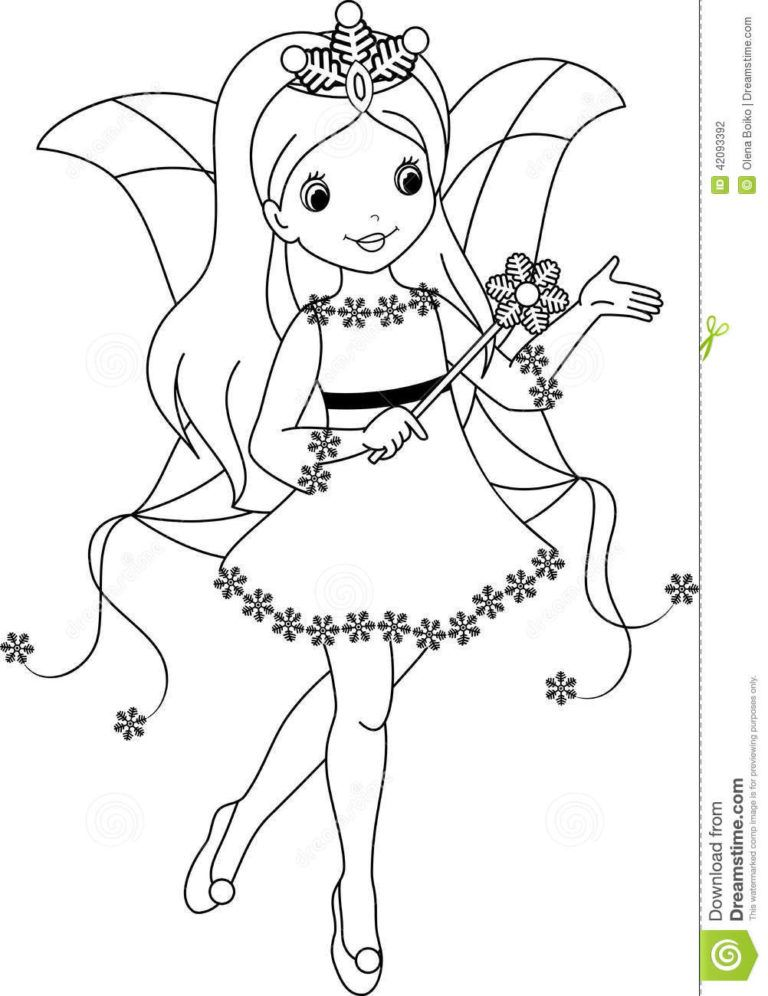 Tested Fairy Pictures To Print Tooth Coloring Pages ...
