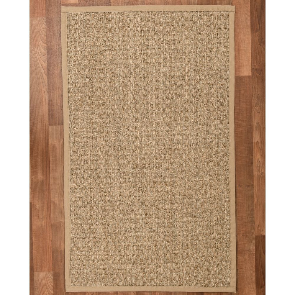 Cambodia Sage Khaki Seagrass Rug 10 X 14 10 X 14 Overstock Com Shopping The Best Deals On Area Rugs Natural Area Rugs Seagrass Rug Rugs