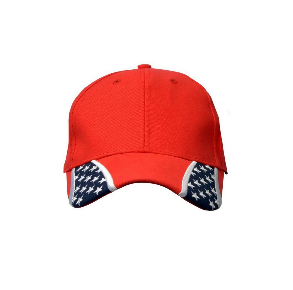 70f22a1a489 Golf Clothing     KC Caps Unisex USA American Flag Flare Race Cap Day  Runing Outdoor Sports Hat -- You could learn more information at the web  link of the ...