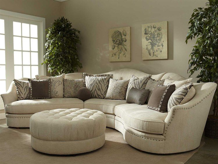 a r t furniture cotswold ivory with rustic pine sectional sofa rh pinterest com