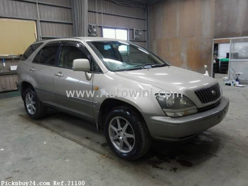 Used Cars 1998 Toyota Harrier Lexus Rx300 For Sale From Japan Ic993046 Global Auto Trader S Marketplace Toyota Harrier Toyota Lexus