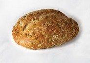 Pan aleman de centeno, soja y pipas de calabaza