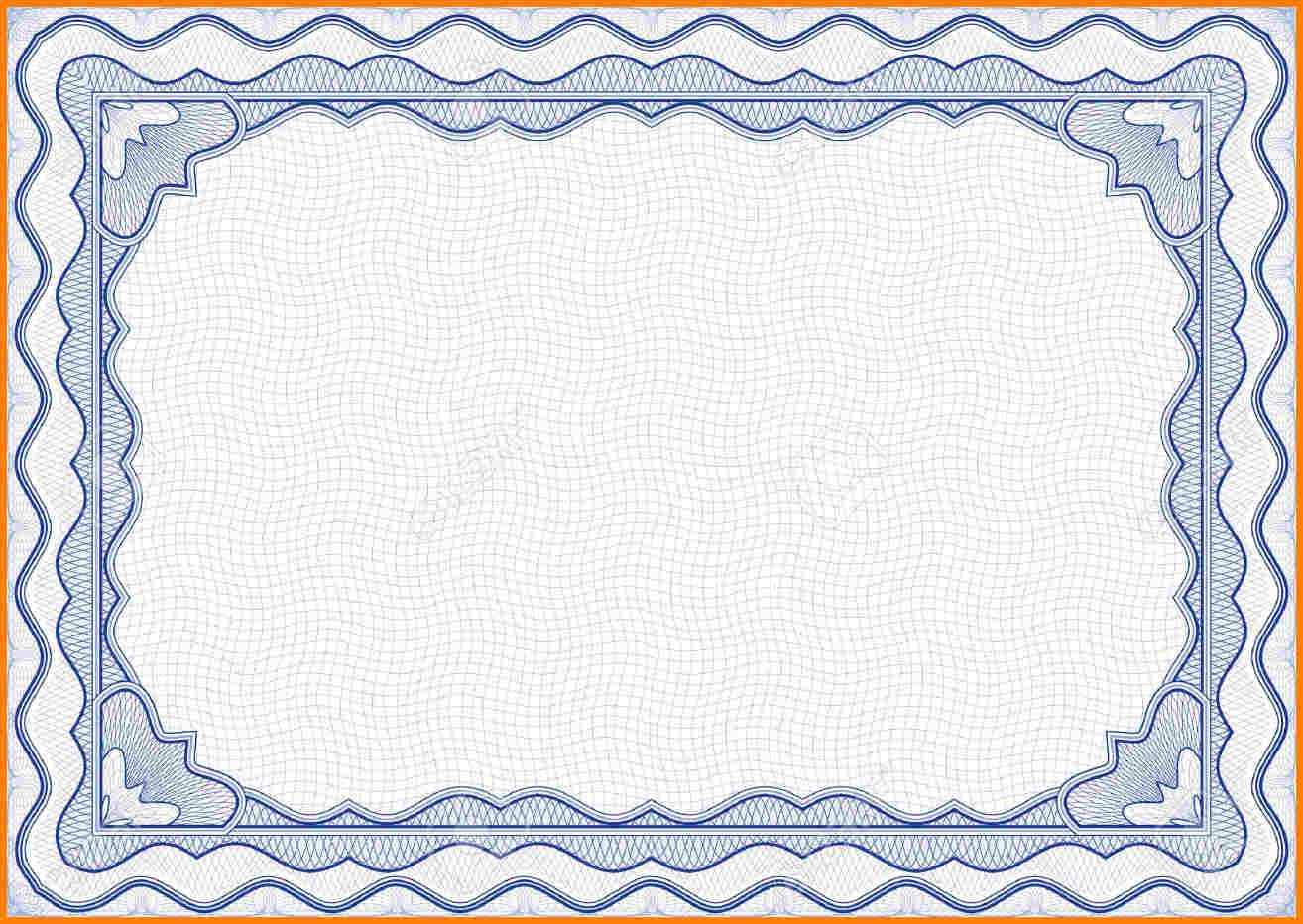6 free printable certificate border templates sample of invoice 6 free printable certificate border templates sample of invoice yadclub Image collections