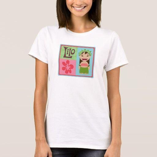 Design of  Lilo & Stitch's Lilo T-Shirt