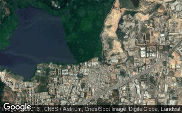 Detailed Satellite Map Of Bellandur Sloap Pinterest Detail - Search satellite maps