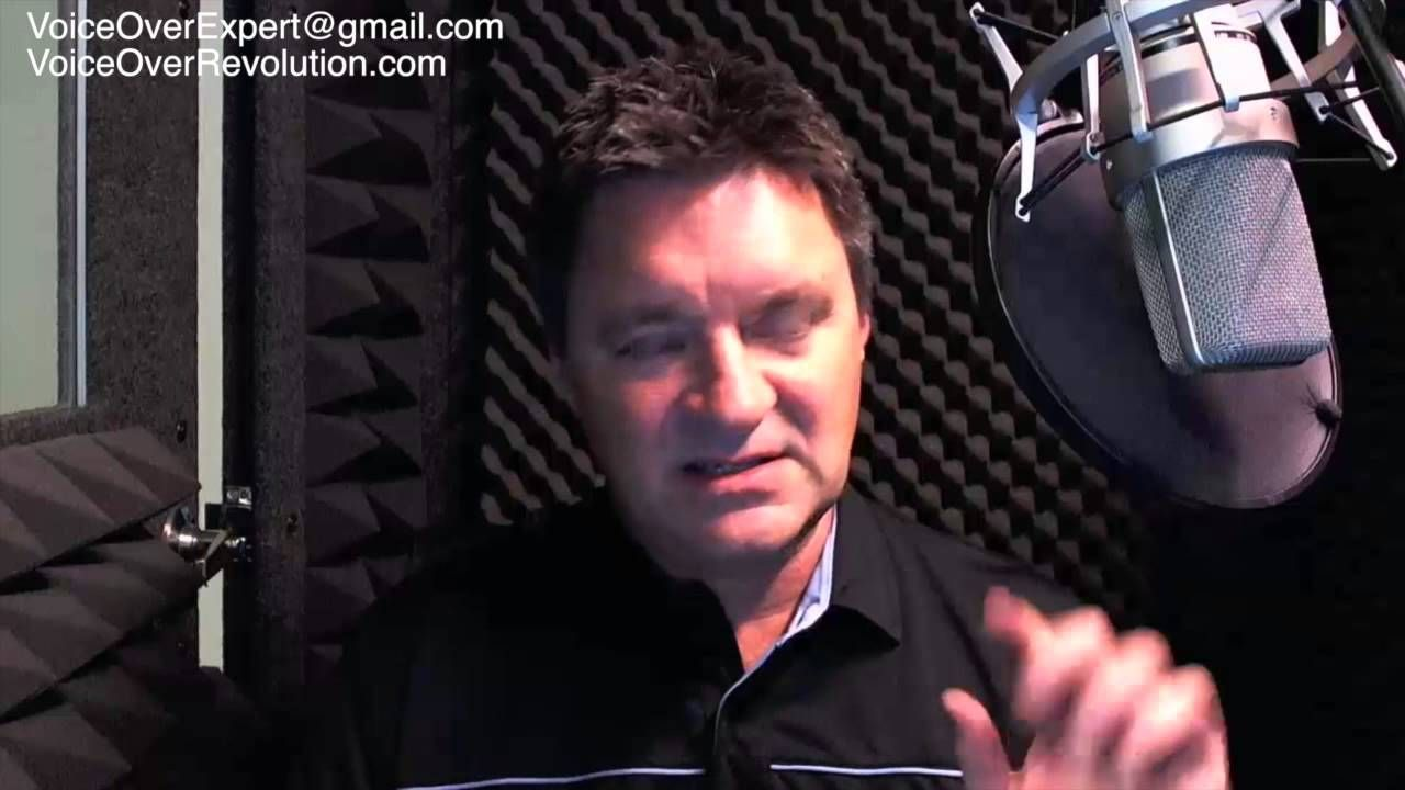DON'T Get Into the Voice Over Business! (...until you've
