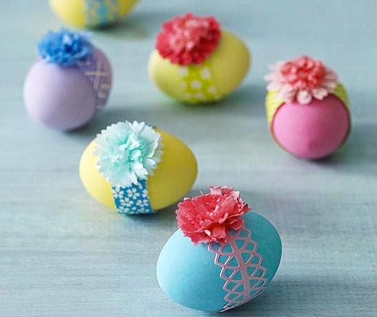 pinterest decorating ideas | Cute Easter Egg Decoration Ideas on ...