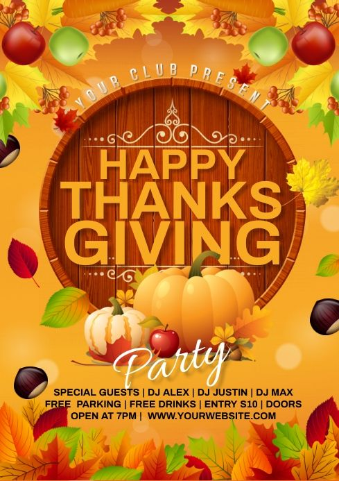Happy Thanksgiving In 2020 Thanksgiving Celebration Thanksgiving Parties Special Guest