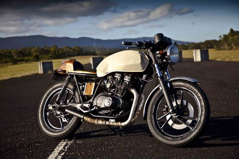 dirty gsx250 cafe racer!   cars & motorcycles   pinterest   cafes