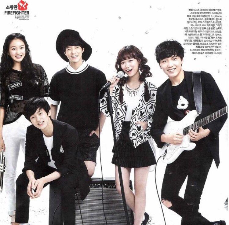 Lami, Jeno, Hina, Donghuk, And Mark #smrookies #lami #jeno