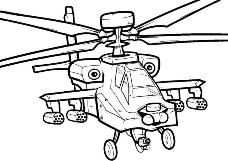 Ausmalbilder Hubschrauber Gratis Ausmalbilder Hubschrauber