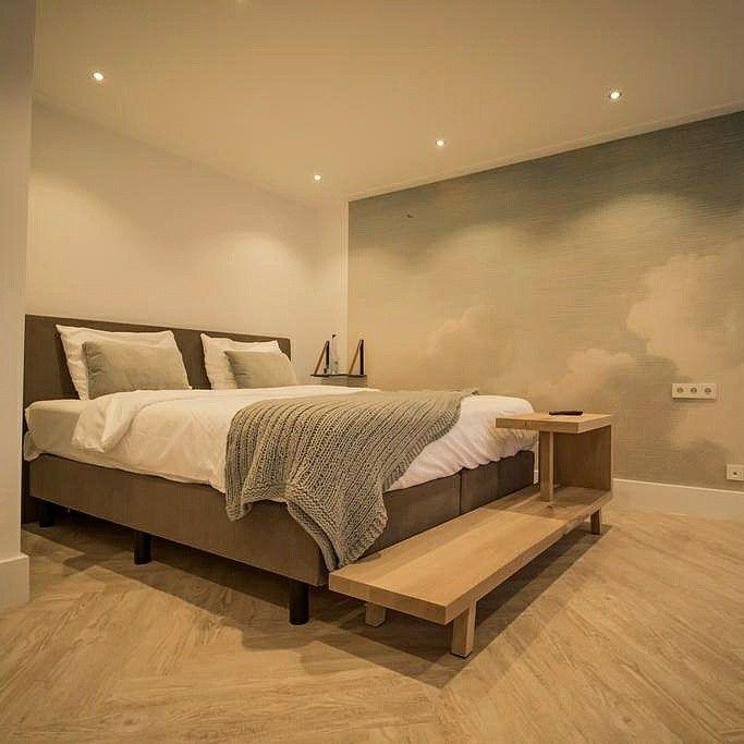 multifunctioneel als tv meubel of bedbank jaloersmakende slaapkamer die wil ik ook wel