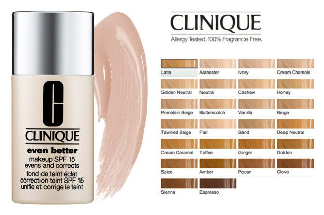 Clinique Even Better Foundation With