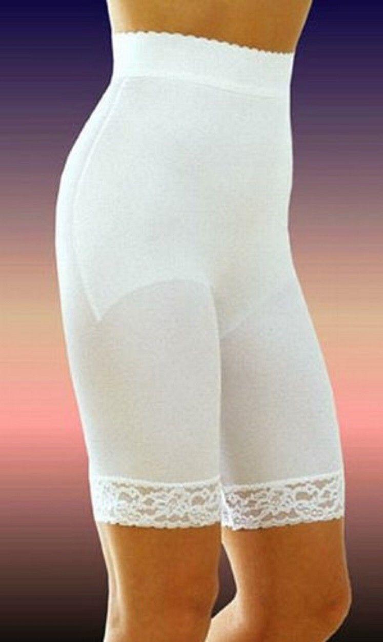 0615d13ba3 Rago Shapewear High-Waist Long Leg Pantie Girdle Style 518 ...