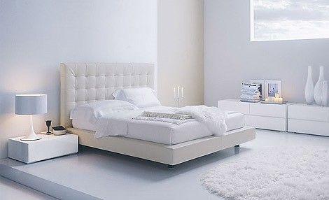 Ƹ̴Ӂ̴Ʒ De la sobriété en gris et blanc Ƹ̴Ӂ̴Ʒ - exemple de couleur de chambre