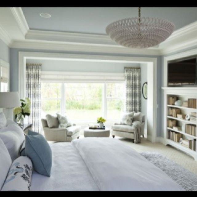 Light And Airy Bedroom Via Houzz Com Window Is Awesome