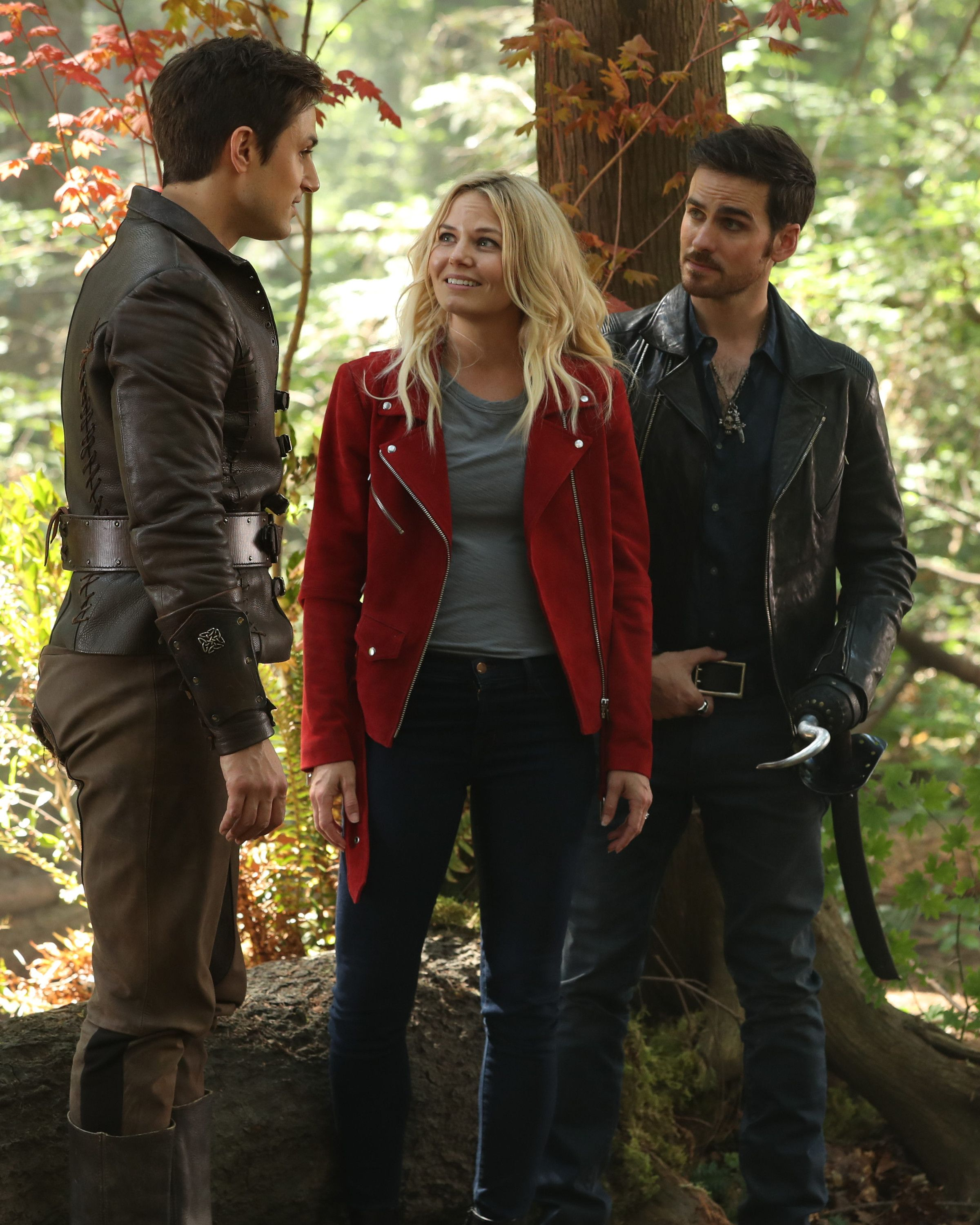Once Upon A Time A Pirate S Life S7ep2 Captain Swan Once Upon