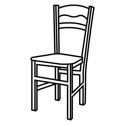 Imagenes de silla para imprimir buscar con google cosas para ponerse pinterest sillas - Pintar sillas de madera ...