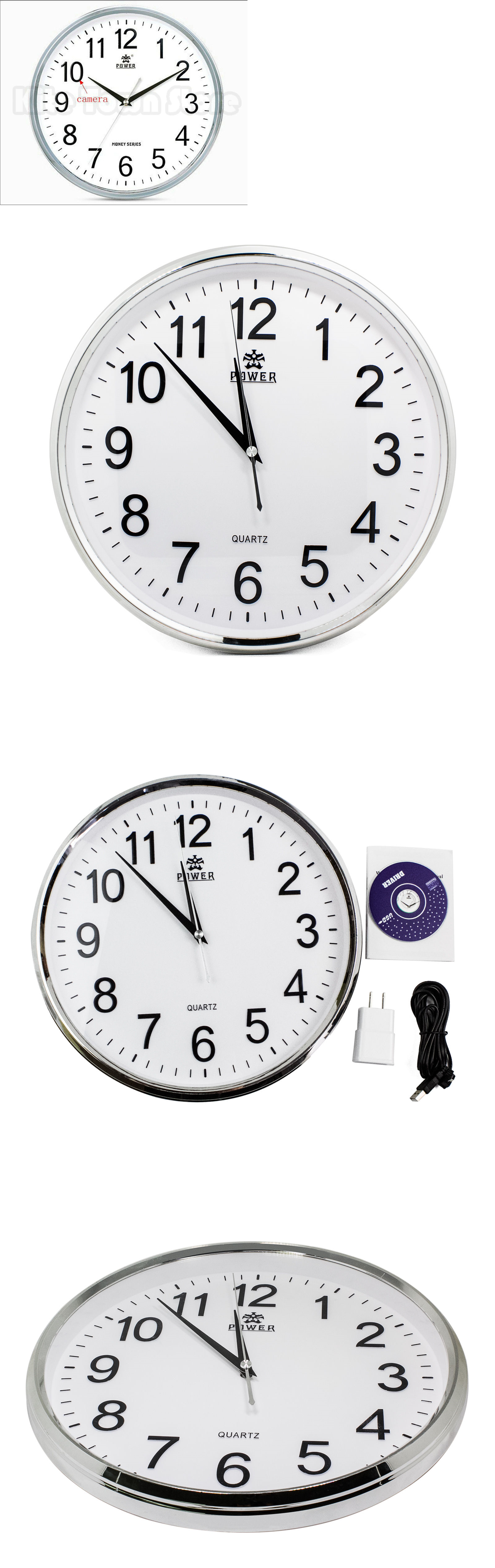 Wireless 66738 home security wireless camera wifi ip wall clock wireless 66738 home security wireless camera wifi ip wall clock nanny room office spy hidden amipublicfo Images