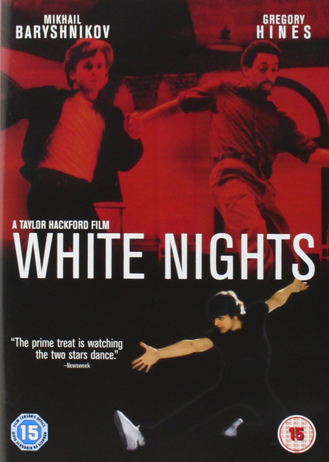 White Nights' (1985)  Mikhail Baryshnikov had a personal