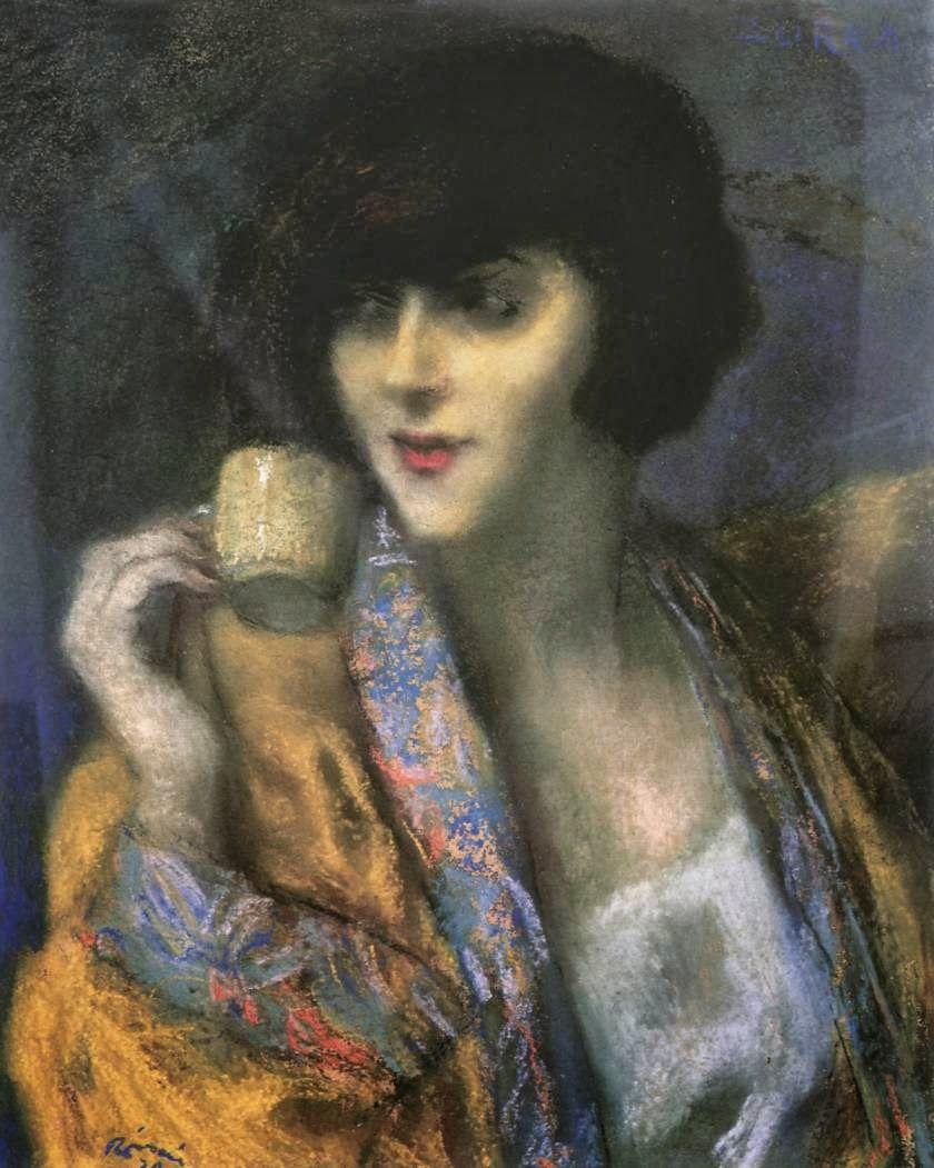 Jozsef Rippl Ronai Post Impressionist Painter Art Painting Artist