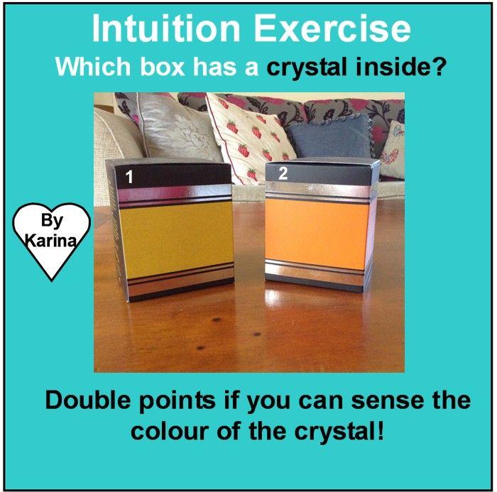 Free intuition test | SPIRITUAL STUFF | Intuition, Spirituality