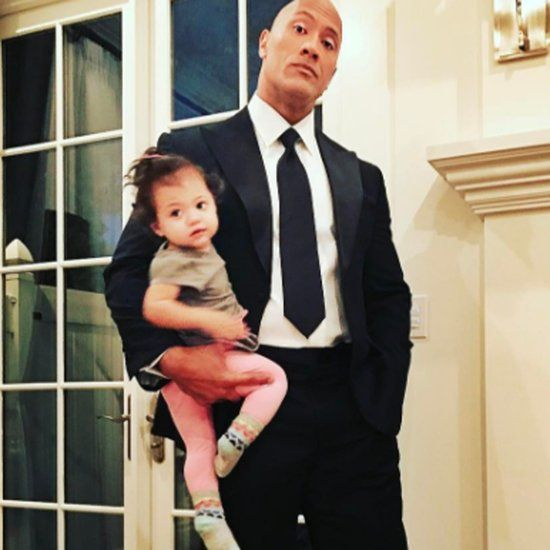 b04ec70510058 28 Shirtless Photos of Dwayne Johnson Guaranteed to Get Your Heart ...