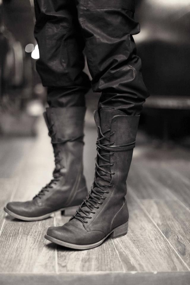 Visions of the Future: HighBoots | men styles | Pinterest | The ...