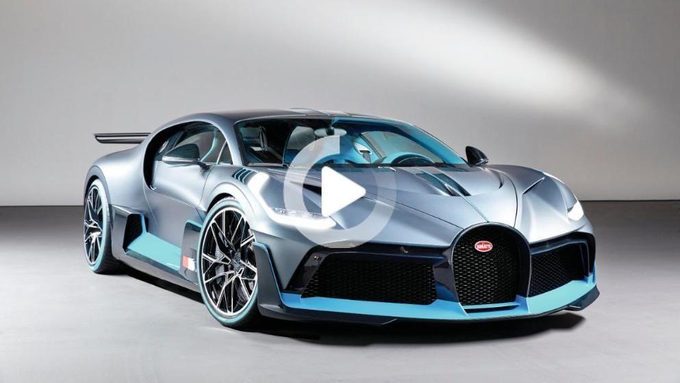 Bugatti Divo 2018 New Supercar With 1 500 Hp Bugatti Bugatti Chiron Super Cars