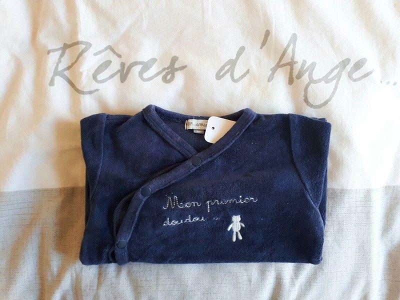 08f5d1b58c8e0 Pyjama 1 mois Dpam