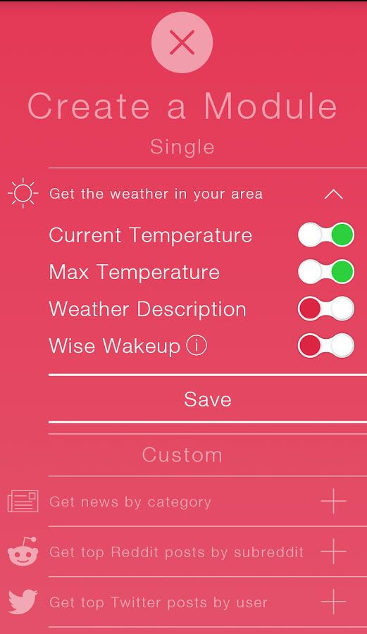 تطبيق Clockwise Smart Alarm منبه لإيقاظك بدون إزعاج للأندرويد نيوتك New Tech Temperature Weather Weather Descriptions Wise