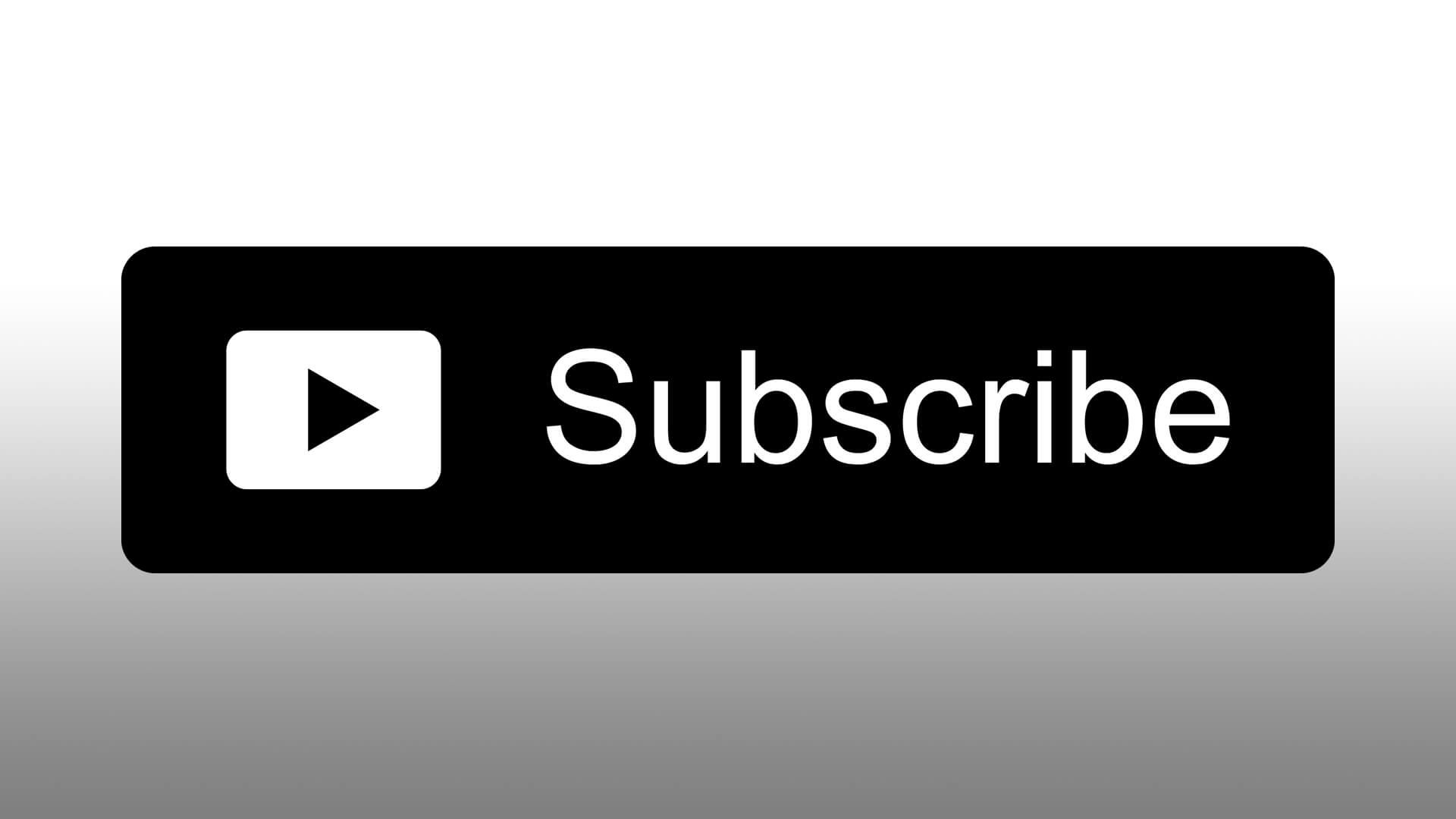 Youtube Subscribe Button Free Download 1 In 2020 With Images