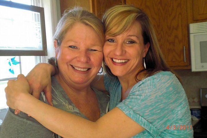 Two women I admire :)
