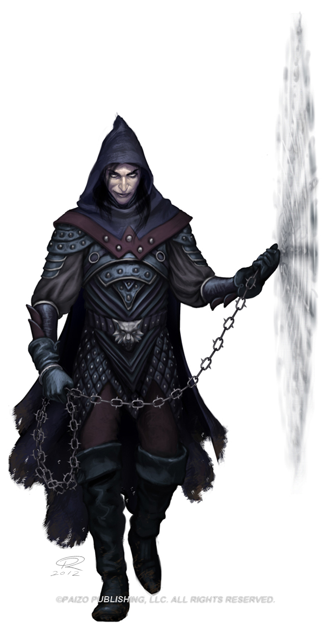 Mauler Halloween 2020 Chain Mauler by Akeiron on DeviantArt in 2020 | Fantasy character