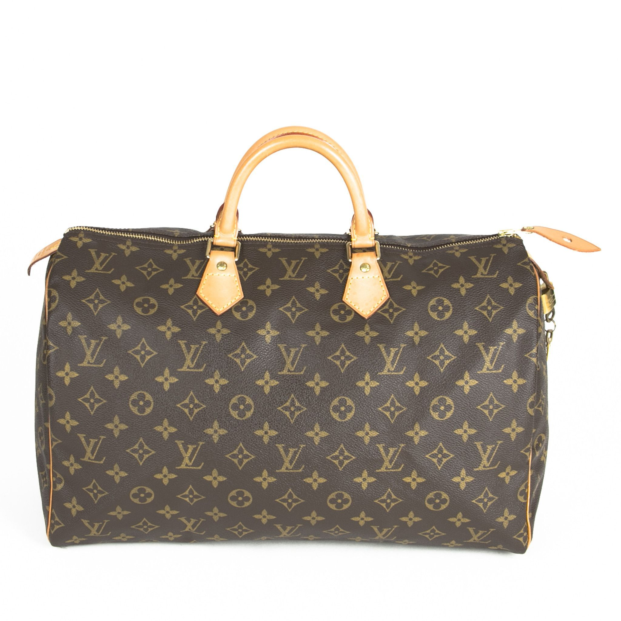Louis Vuitton Sdy 40 Authentic Pre Owned
