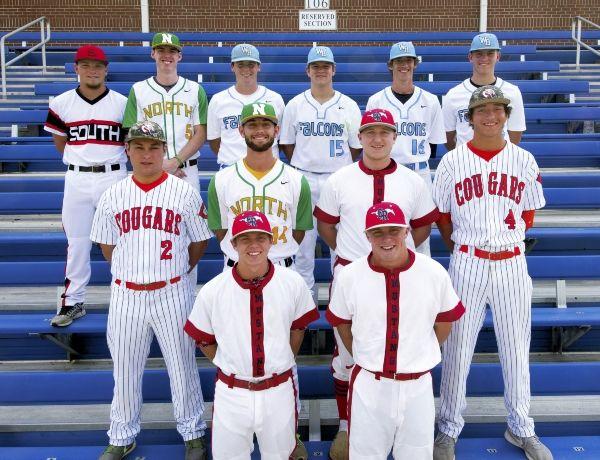All Rowan County Baseball Ike Freeman Is Player Of The Year Salisbury Post Rowan County Baseball Team Freeman
