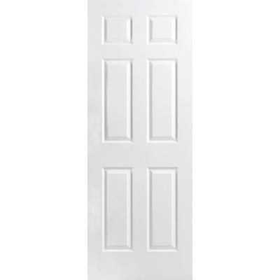 Safe N Sound Primed 6 Panel Textured Safe N Sound Solid