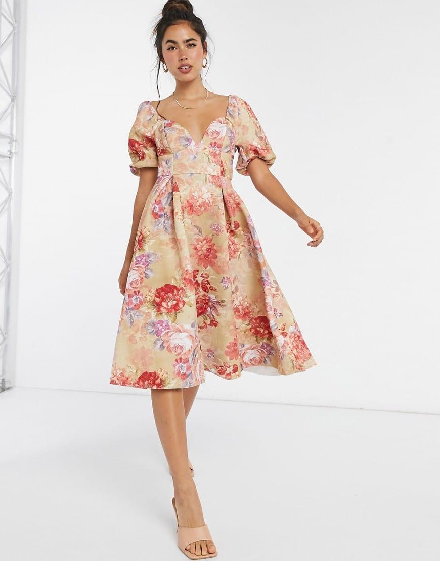 Pin On Wedding Guest Dresses [ 1110 x 870 Pixel ]