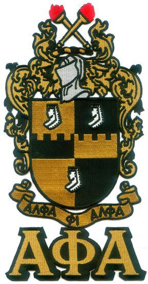 Fraternity Alpha Phi Alpha Fraternity Inc Nickname Alphas