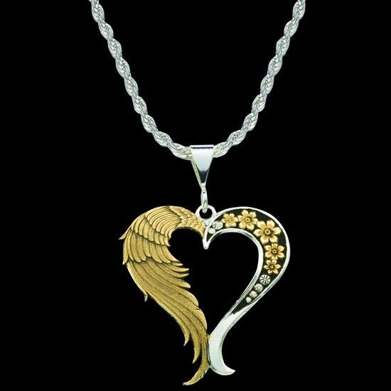 A Love Joined From Heaven And Earth Necklace