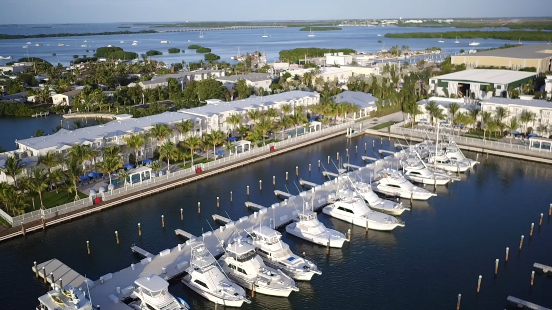 Ocean S Edge Hotel Marina Welcome To The Other Side Of Key West