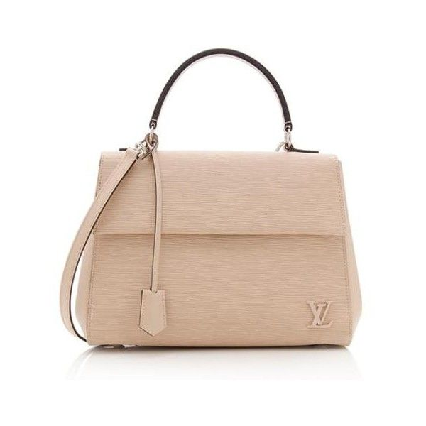 94739c151237 Rental Louis Vuitton Epi Leather Cluny MM Satchel ( 325) ❤ liked on ...